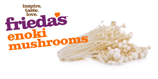 Frieda's Specialty Produce - Enoki Mushrooms