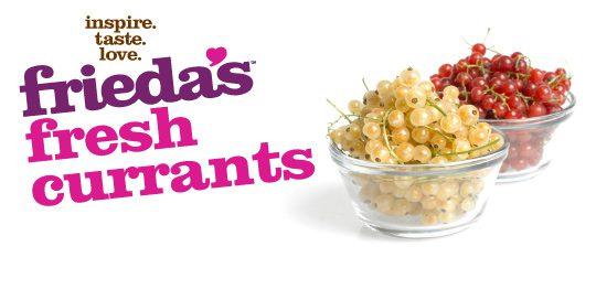 Frieda's Specialty Produce - Fresh Currants
