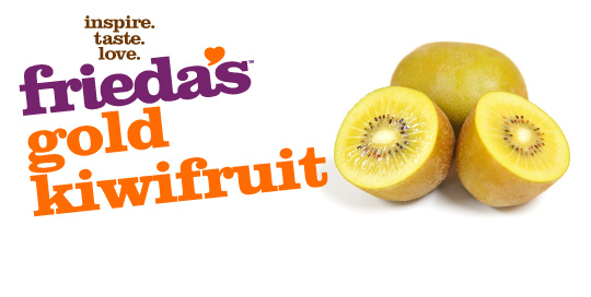 Frieda's Specialty Produce - Gold Kiwifruit