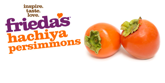 Frieda's Specialty Produce - Hachiya Persimmons