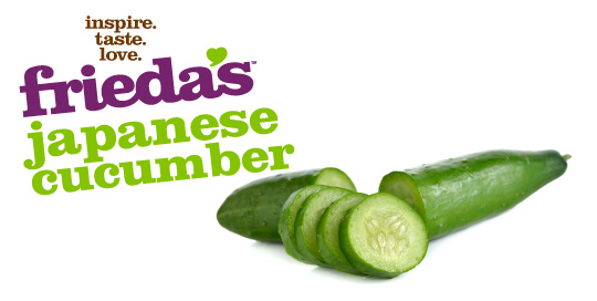 Frieda's Specialty Produce - Japanese Cucumber