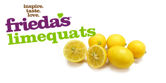 Frieda's Specialty Produce - Limequats