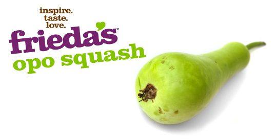 Frieda's Specialty Produce - Opo Squash