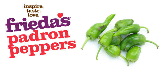 Frieda's Specialty Produce - Padron Peppers