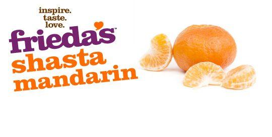 Frieda's Specialty Produce - Shasta Mandarin