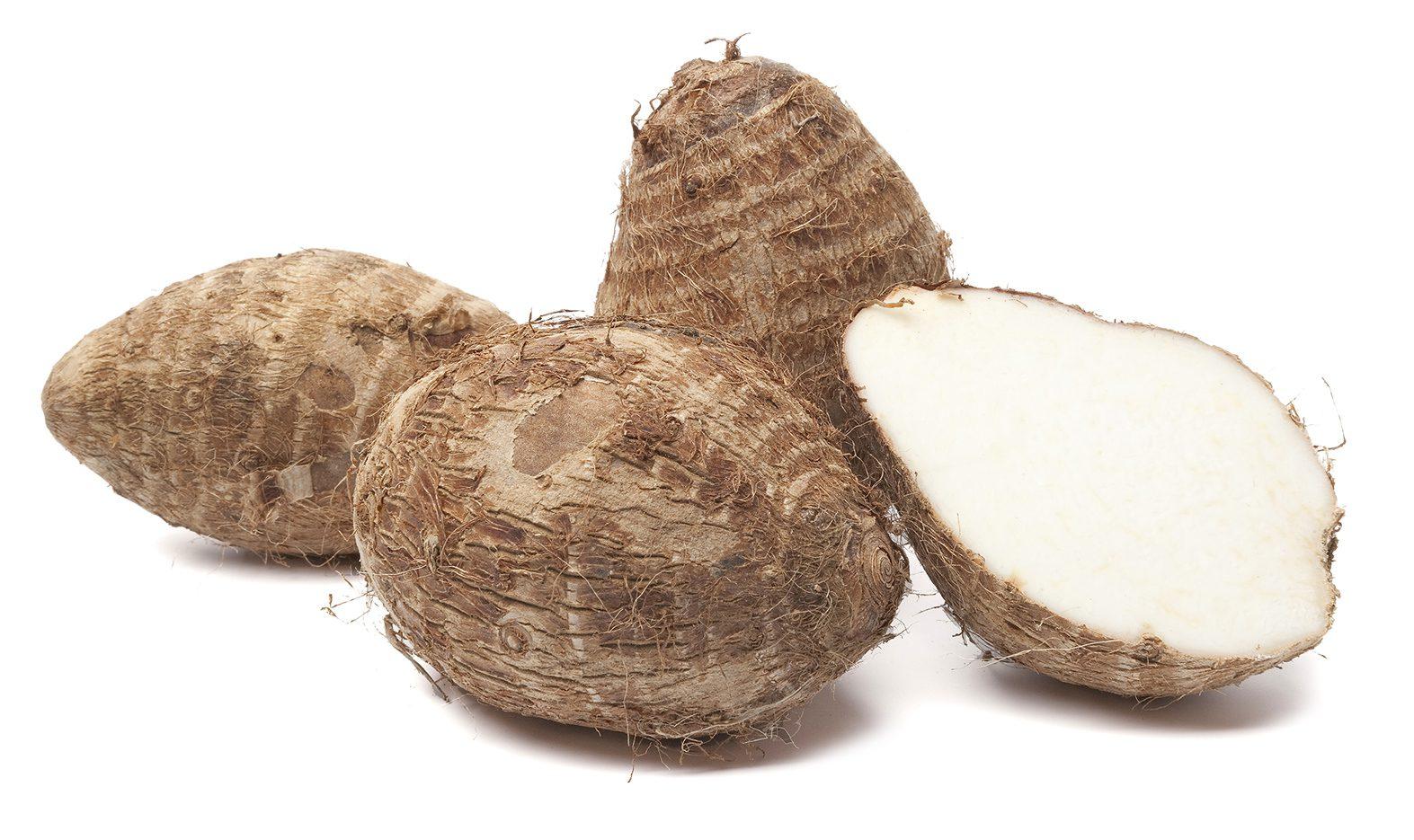 Taro Root Image