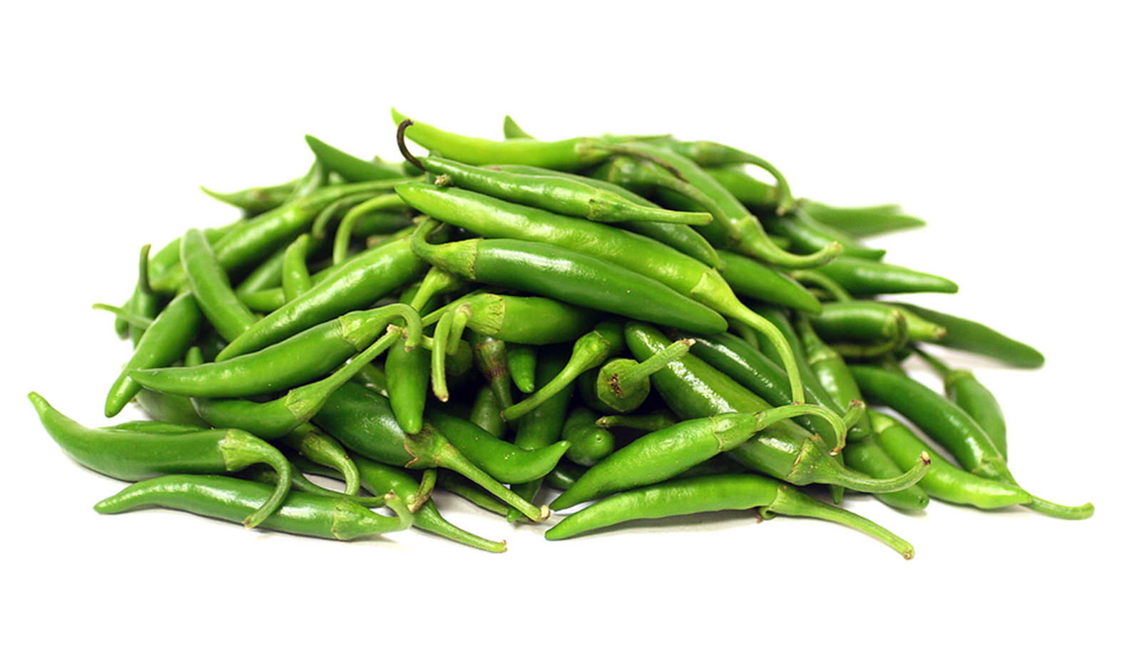Thai Green Chiles Image