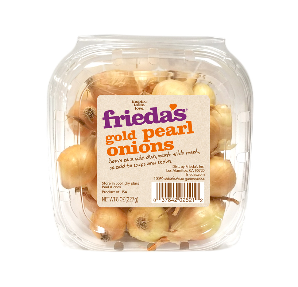 Gold Pearl Onion Image