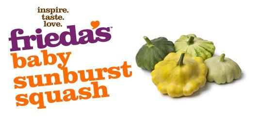 Frieda's Specialty Produce - Baby Sunburst Squash