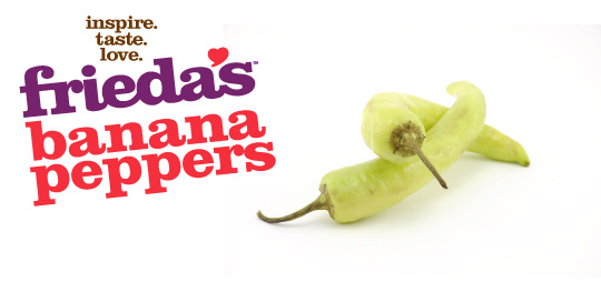 Frieda's Specialty Produce - Banana Peppers
