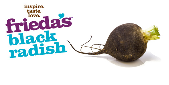 Frieda's Specialty Produce - Black Radish