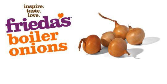 Frieda's Specialty Produce - Boiler Onions