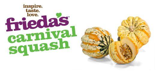 Frieda's Specialty Produce - Carnival Squash