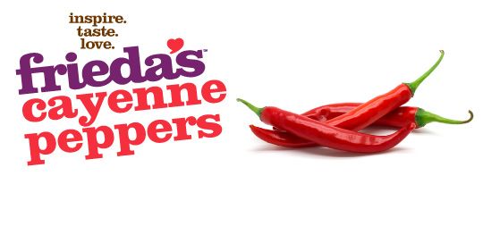 Frieda's Specialty Produce - Cayenne Peppers