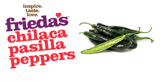 Frieda's Specialty Produce - Chilaca Pasilla Peppers