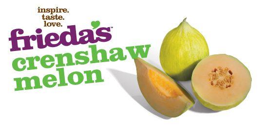 Frieda's Specialty Produce - Crenshaw Melon