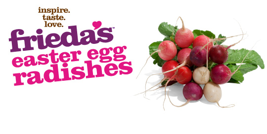 Frieda's Specialty Produce - Easter Egg Radishes
