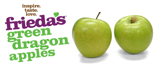 Frieda's Specialty Produce - Green Dragon Apple