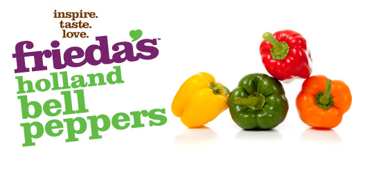 Frieda's Specialty Produce - Holland Bell Peppers