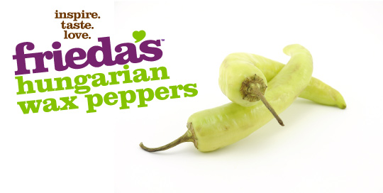 Frieda's Specialty Produce - Hungarian Wax Peppers