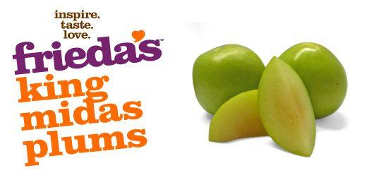 Frieda's Specialty Produce - King Midas Plum