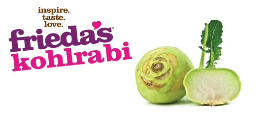 Frieda's Specialty Produce - Kohlrabi