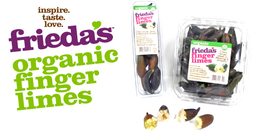Frieda's Specialty Produce - Organic Finger Limes