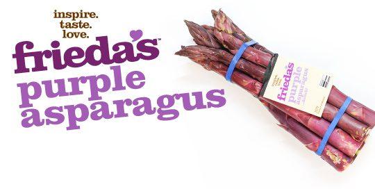 Frieda's Specialty Produce - Purple Asparagus