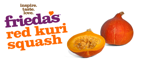 Frieda's Specialty Produce - Red Kuri Squash