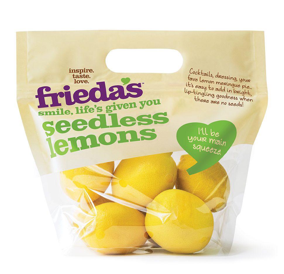 Seedless Lemons Image