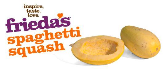 Frieda's Specialty Produce - Spaghetti Squash