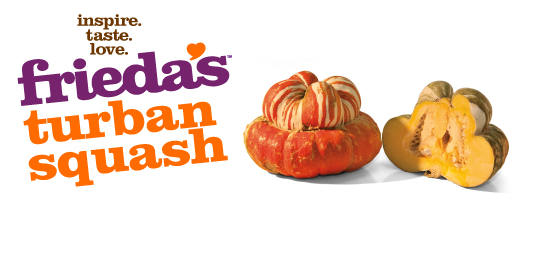 Frieda's Specialty Produce - Turban Squash