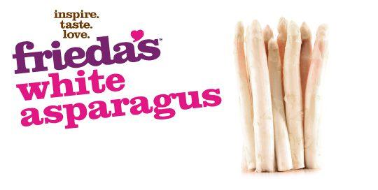 Frieda's Specialty Produce - White Asparagus
