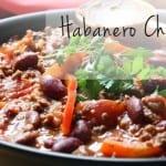 Habanero Chile Chili