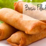 Basic Filled Eggrolls