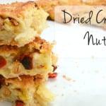 Dried Cranberry Nut Scones