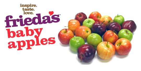 Frieda's Specialty Produce - Baby Apples