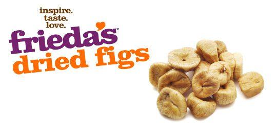 Frieda's Specialty Produce - Dried Figs