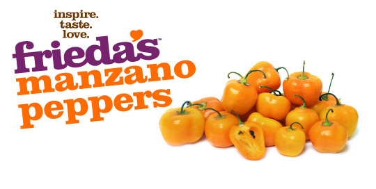 Frieda's Specialty Produce - Manzano Peppers
