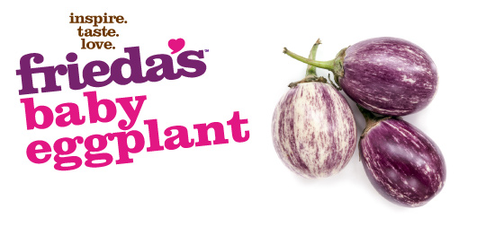 Frieda's Specialty Produce - Baby Eggplant