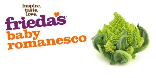 Frieda's Specialty Produce - Baby Romanesco