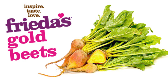 Frieda's Specialty Produce - Gold Beets