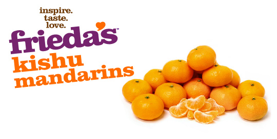 Frieda's Specialty Produce - Kishu Mandarins