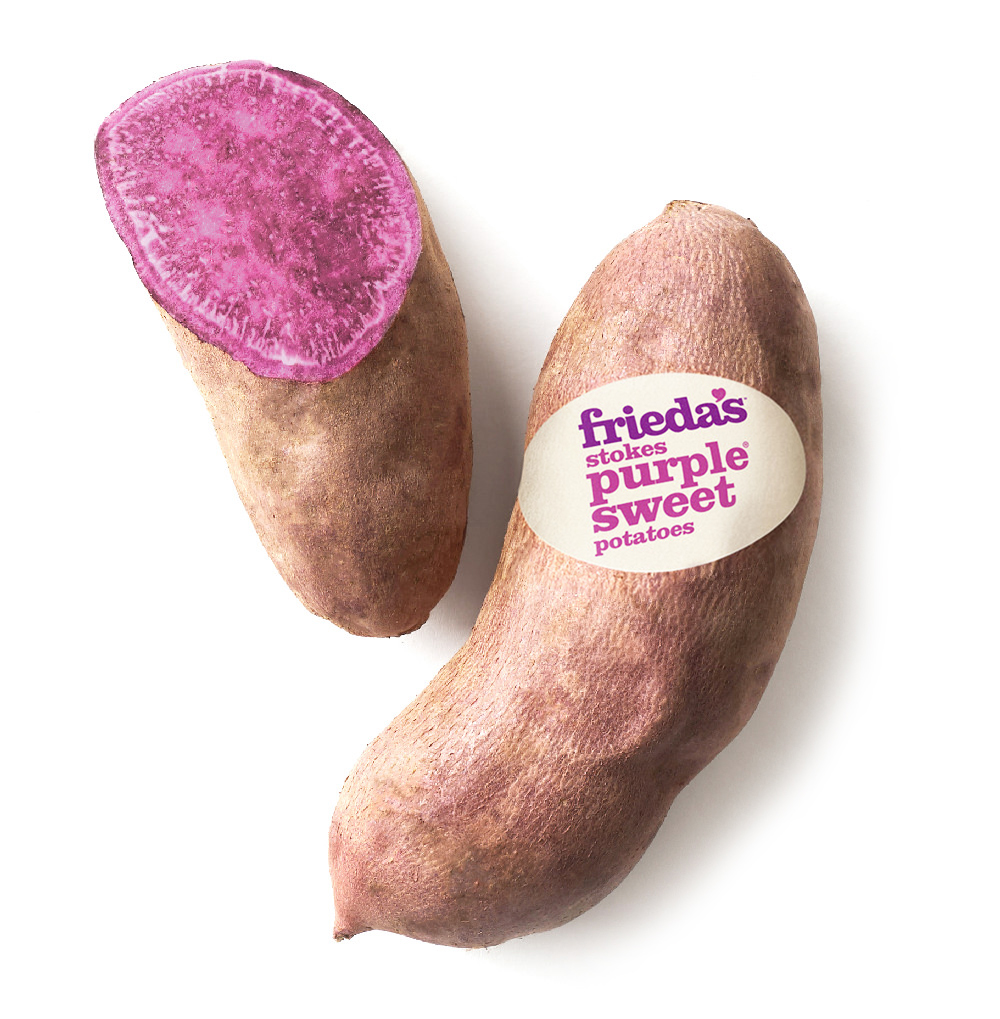 Stokes Purple<sup></noscript>®</sup> Sweet Potato Menu Image