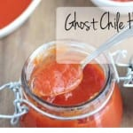Fresh Ghost Chile Hot Sauce