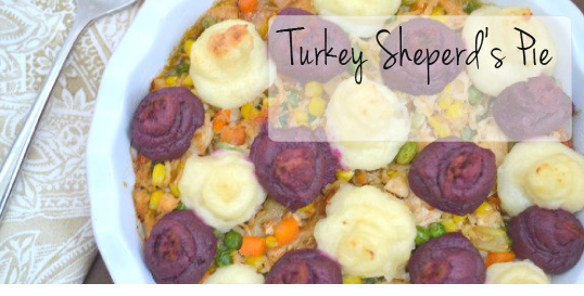 Turkey Sheperd's Pie