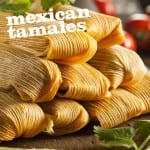 Spicy Chicken or Cheese Tamales
