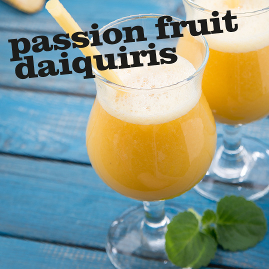 Frieda's Specialty Produce - Passion Fruit Daiquiris