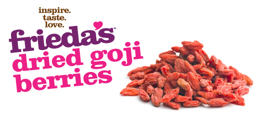 Frieda's Specialty Produce - Dried Goji Berries