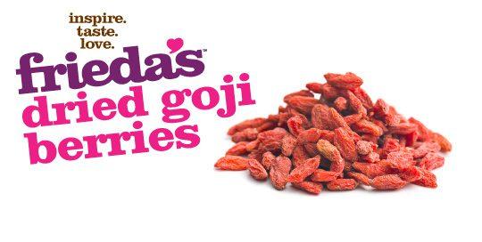Frieda's Specialty Produce - Dried Goji Berries